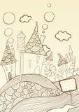 Candyland Lizenzfreies Stockfoto
