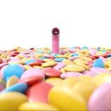 Candyland 库存图片