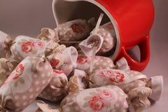 Candys - не съесть стоковые изображения