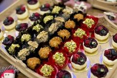 Candys del partito fotografie stock libere da diritti