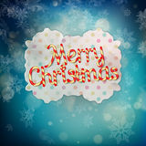 Candys世界圣诞快乐 10 eps 库存照片