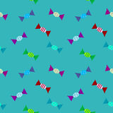 Candys pattern color with Royalty Free Stock Images