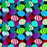 Candys pattern color with background Stock Image