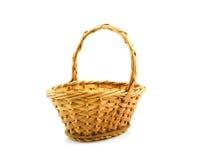 Cane basket Royalty Free Stock Images