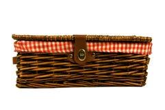 Cane Basket Stock Image