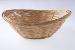 Cane basket Stock Photography