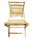 Cane Chair Royalty Free Stock Photos