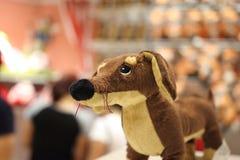 Cane del burattino Fotografia Stock