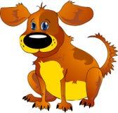 Cane del fumetto illustrazione vettoriale