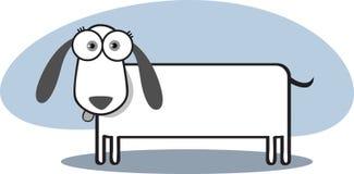 Cane del fumetto Immagini Stock Libere da Diritti