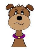 Cane del fumetto Immagine Stock
