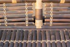 Cane furniture , handicraft items on display , Kolkata Stock Photo