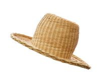 Cane Hat Royalty Free Stock Photo