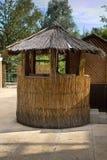 Cane Hut Royalty Free Stock Image