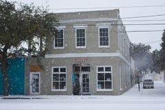 Cane Rhum Bar, calle del este de la bahía, Charleston, SC Imagen de archivo libre de regalías