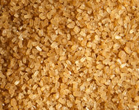 Cane sugar. As a background Stock Image