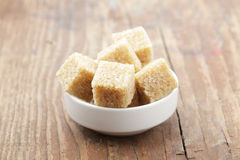 Cane sugar Royalty Free Stock Images