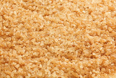 Cane sugar coarse-grained Stock Photo