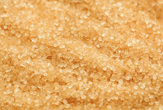 Cane sugar coarse-grained Royalty Free Stock Photos