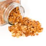 Cane sugar Stock Image