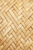 Cane weaving background Royalty Free Stock Photos