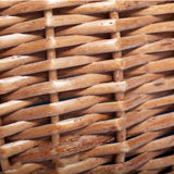 Cane or wickerwork background Royalty Free Stock Photos