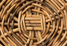 Cane work Royalty Free Stock Photography