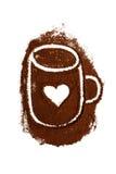 Caneca de café Imagens de Stock Royalty Free