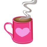 Caneca de café Ilustração Royalty Free
