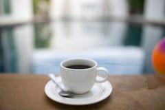 Caneca de café com associação Imagem de Stock Royalty Free