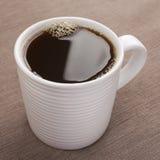 Caneca de café do café Fotos de Stock Royalty Free