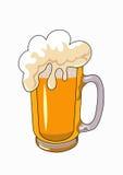 Caneca de cerveja Fotos de Stock