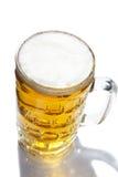 Caneca de cerveja Fotografia de Stock