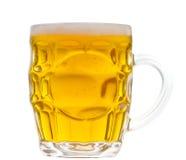 Caneca de cerveja isolada fotos de stock royalty free