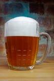Caneca de cerveja soviética do russo. Imagens de Stock Royalty Free