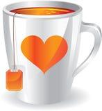 Caneca do chá Imagem de Stock Royalty Free