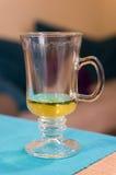 Caneca do chá Fotografia de Stock