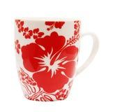 Caneca do hibiscus Fotos de Stock