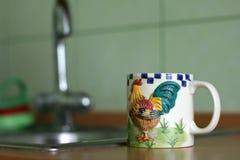 Caneca para o chá Fotografia de Stock