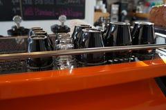 Canecas de café Imagens de Stock