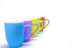 Canecas de café Imagem de Stock