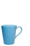 Canecas de café azuis Foto de Stock Royalty Free