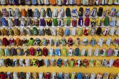 Canecas de cerveja Fotografia de Stock