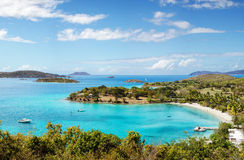 Caneel Bay Stock Image