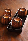 Canelé Photos stock