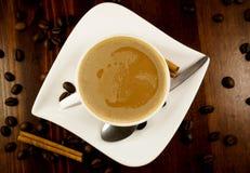 Canela de Coffe Fotos de archivo