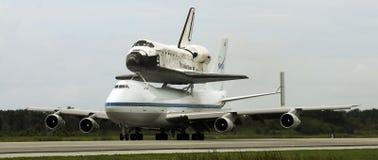 Canela de espaço Imagem de Stock Royalty Free