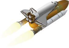 Canela de espaço Imagens de Stock