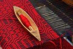 Canela de tecelagem Imagem de Stock Royalty Free
