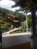 Canela do aéreo de Bondinho Imagem de Stock